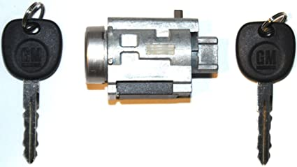 Amazon com: 703602 GM OEM Ignition Lock Cylinder Passlock