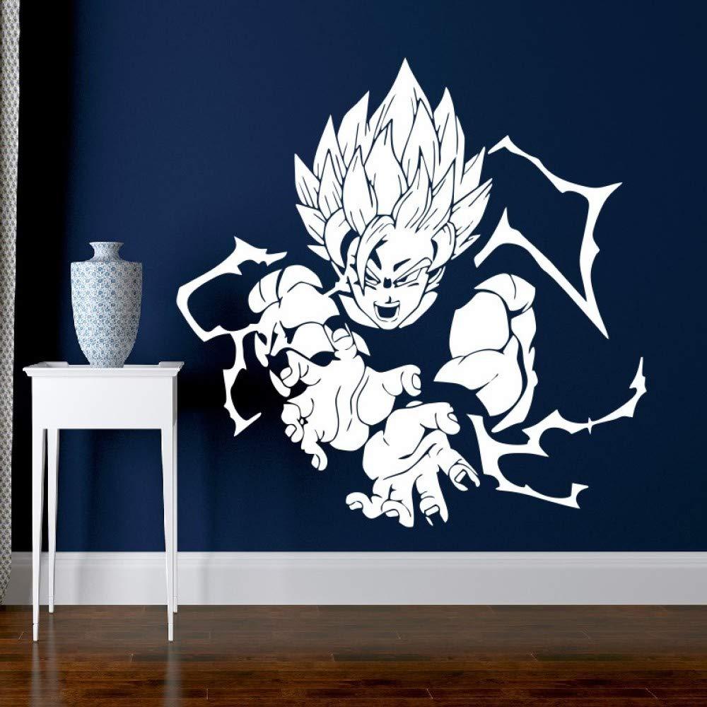 guijiumai Extraíble Goku Super Saiyan Dragon Ball Etiqueta de la ...