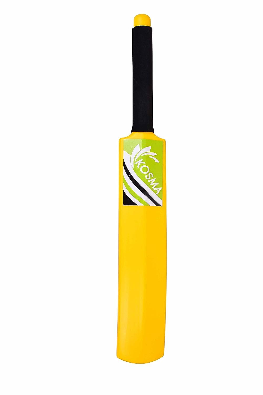 Kosma Crazy Cricket | Cricket Cricket Equipamiento | Kit | Jugadores de críquet Kit | juego de cricket de plástico - Tamaño mediano Montstar Global KG-21492