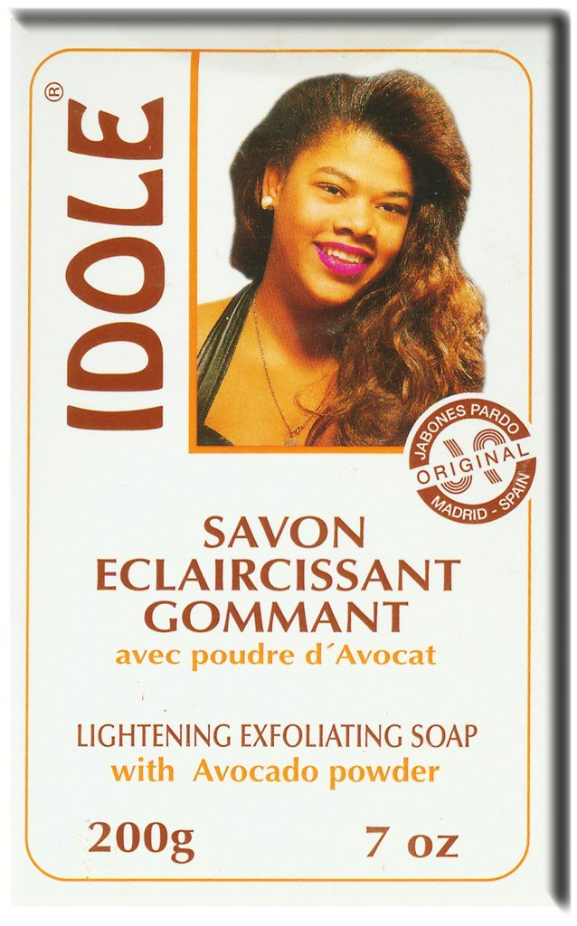 Idole Soap - Exfoliating 7 oz. (Pack of 2)