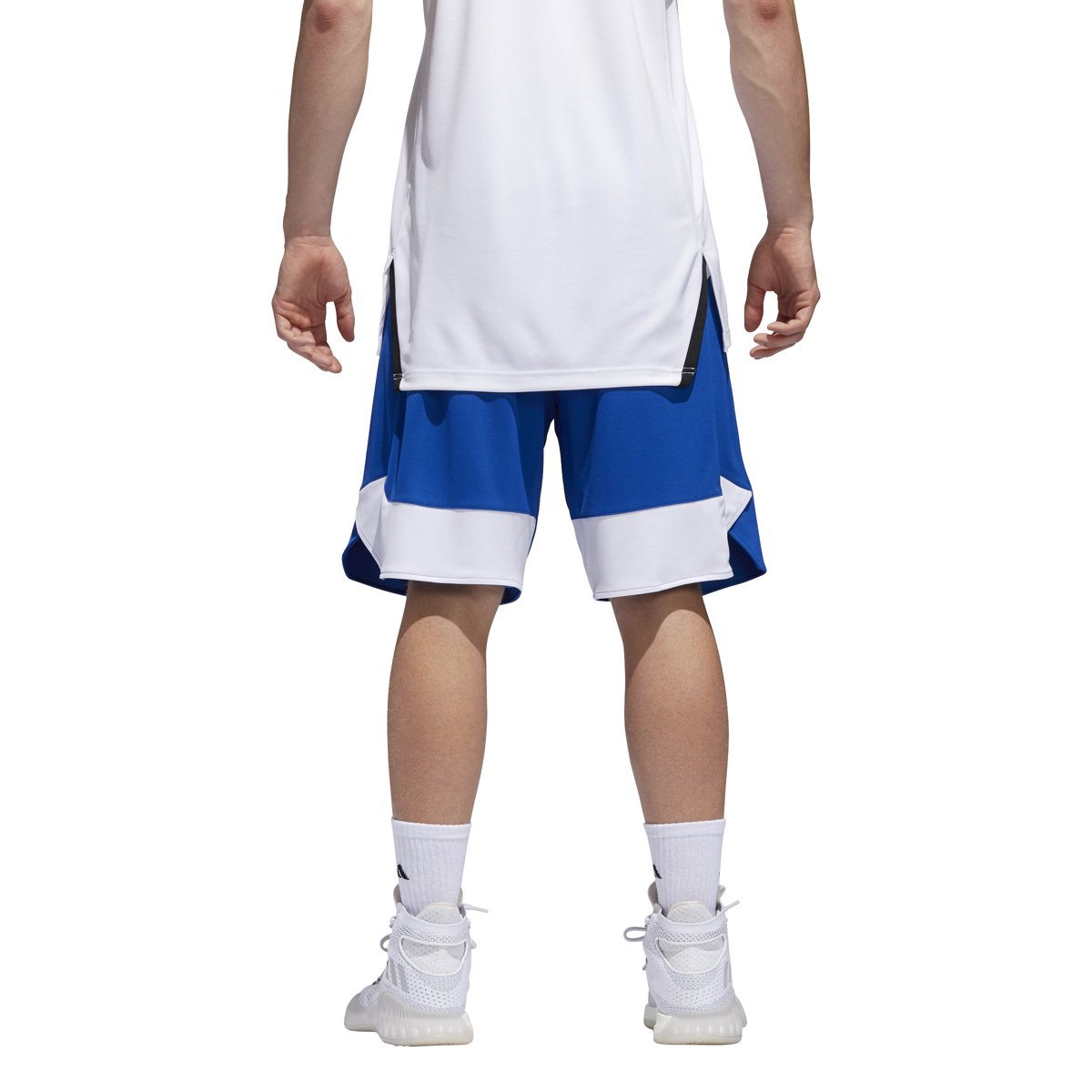 Collegiate Royal-blanc XL adidas Crazy Explosive Court