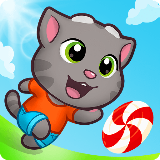 Talking Tom Candy Run (Talking Software)