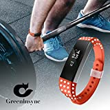 GreenInsync Fitbit Alta band Large, Replacement