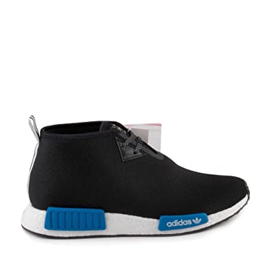 finest selection c04f3 345a0 Image Unavailable. Image not available for. Color  adidas x Porter Japan  Men s NMD C1 Porter Chukka Black White Blue ...
