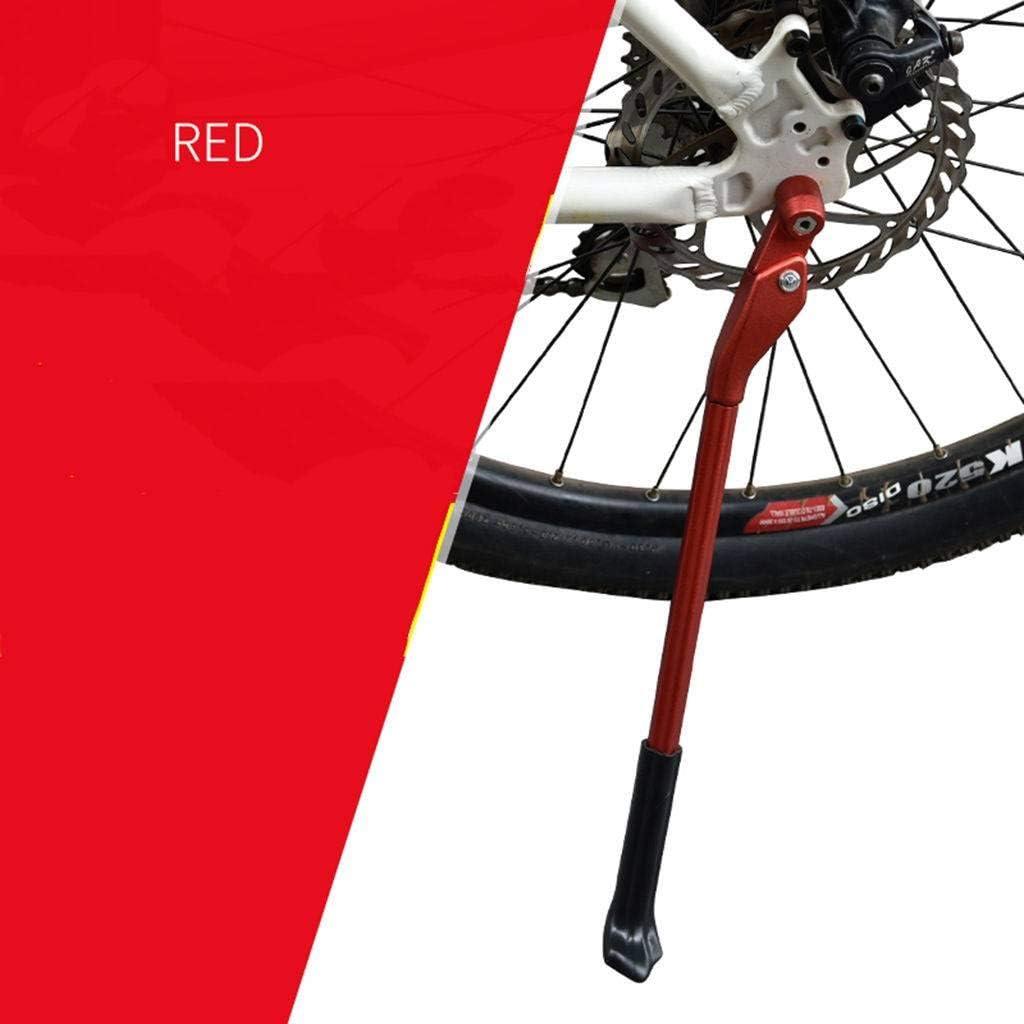 Bove Folding Bicicleta Plegable Soporte De Pie Bicicleta Urbana Universal Soporte De Estacionamiento Trípode De Apoyo Bicicleta para Niños Accesorios Daquan-P: Amazon.es: Deportes y aire libre