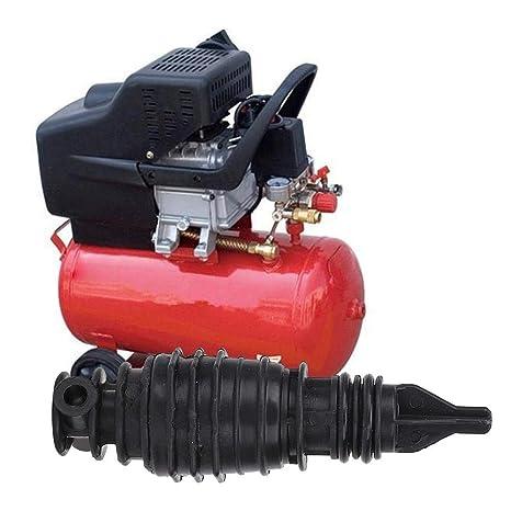 performances stables Respirateur de compresseur dair longue dur/ée de vie accessoires de pompe de compresseur dair de capuchon de ventilation de tige de respiration de 5 pi/èces de 15,5 mm