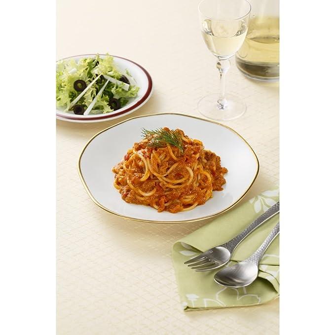 130gX5 un MCC Kokusanbeni cangrejo de las nieves de tomate salsa de crema de pasta: Amazon.es: Alimentación y bebidas