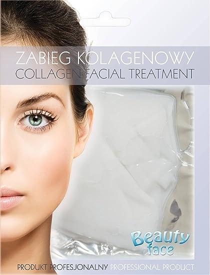 BEAUTY FACE - Tratamiento Facial con Colágeno - Mejora la Alergia, la Piel Atópica y