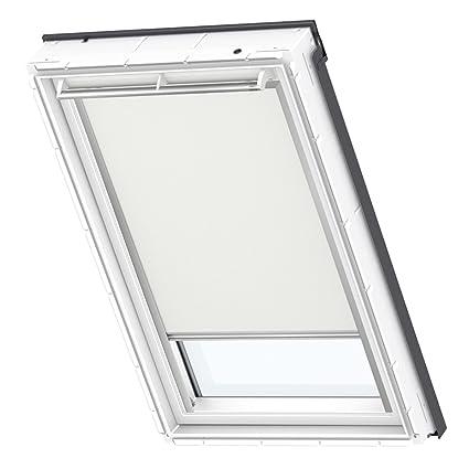 Original Velux Blackout Blind For Roof Windows Dkl Mk08 1085s In Beige Ggl Ghl Gpl Gxl Mk08 With Channels In Aluminium