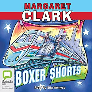 Boxer Shorts Audiobook