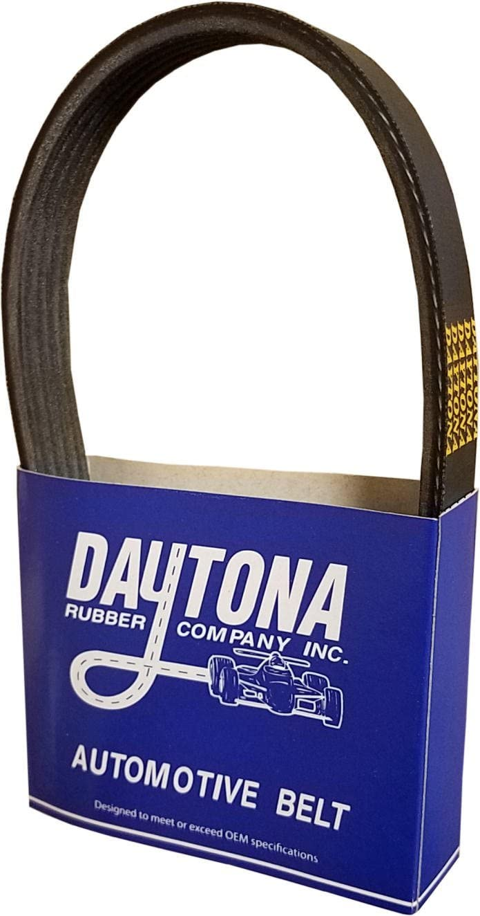 K060815 Serpentine belt DAYTONA OEM Quality 6PK2070 K60815 5060815 4060817