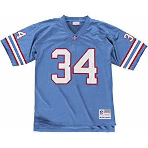 the latest 41aba 5839b Amazon.com : Barry Sanders Detroit Lions Throwback Jersey ...