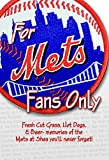 For Mets Fans Only, Rich Wolfe, 0790613344