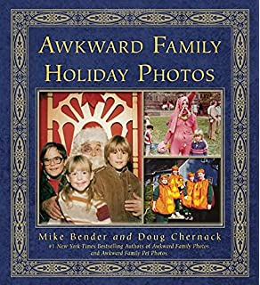 Amazoncom Awkward Family Photos Mike Bender - 24 hilariously awkward family photo will make cringe 9 makes no sense