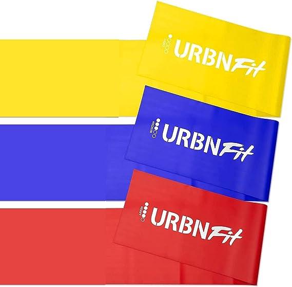 environ 30.48 cm BLEU-Extra Fort Urban Fitness Gym Entraînement Résistance Bande Boucle 12 in
