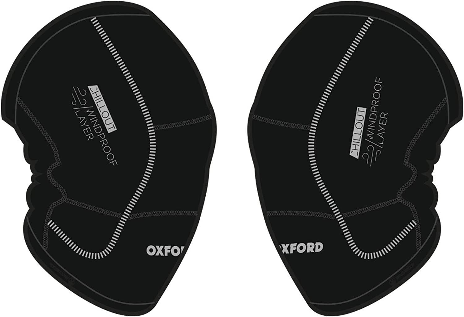 Oxford Base Layers Chillout Knee Warmers Windproof