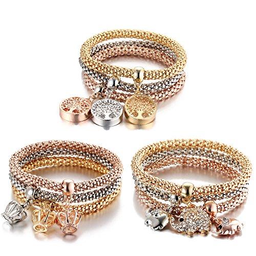 Stretch Bracelets I