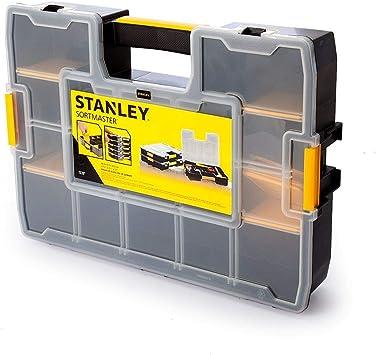 STANLEY 1-94-745 - Organizador SortMaster 44.2 x 9.2 x 33.3 cm: Amazon.es: Bricolaje y herramientas