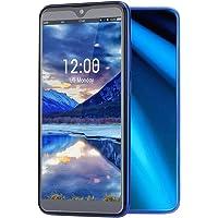 Tonysa S23 Simlockfri smartphone ansikts-ID låsa upp mobiltelefon metall blå 15 cm vattendroppe helskärm mobiltelefon…
