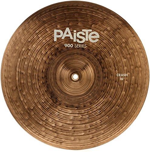 Paiste 900 Series Crash Cymbal - 16''