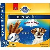PEDIGREE DENTASTIX Small/Medium Dog Chew Treats, O...