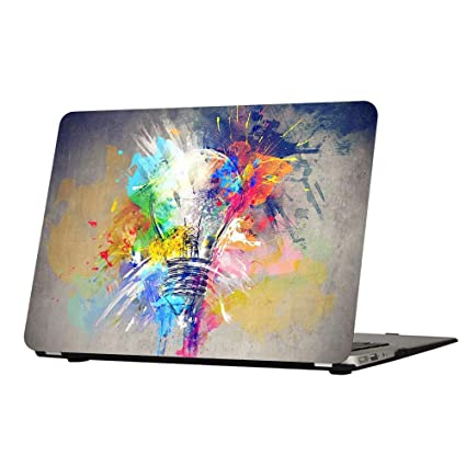 online retailer b1b36 2a8b1 MacBook Pro Retina 12 Inch Case, Funut Matte Rubber Coated Soft Touch  Plastic Hard Case Shell Fashion Style for MacBook Retina 12 Inch (Model:  A1534) ...