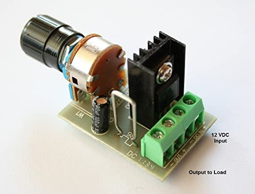 Amazon.com LED Dimmer PWM DC Lighting Dimmer Controller for LED Incandescent Auto RV Marine Aircraft Interior Lighting Automotive & Amazon.com: LED Dimmer PWM DC Lighting Dimmer Controller for LED ... azcodes.com