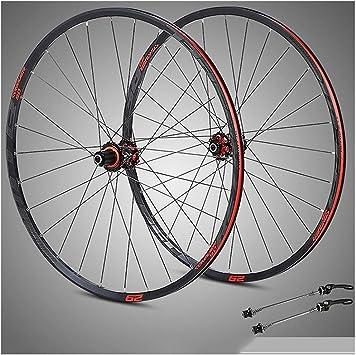 Ruedas de bicicleta de aleación de aluminio de 29 pulgadas Rueda ...