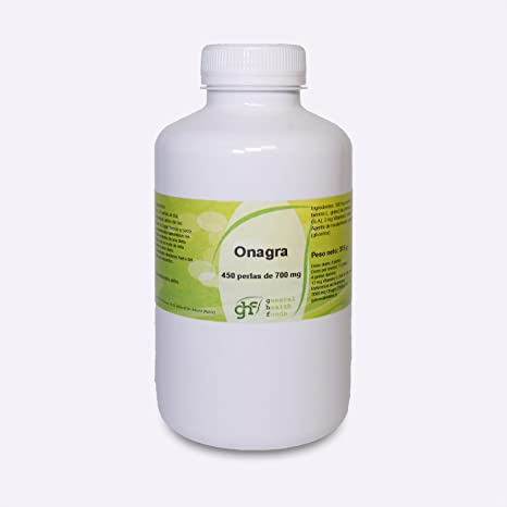 GHF Onagra 450 perlas 700 mg