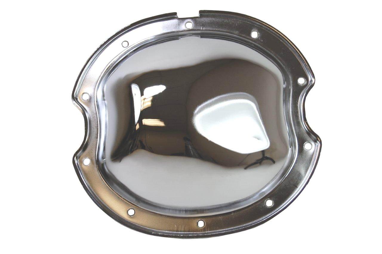 "Chevy GM 10 Bolt 8.2/"" Ring Gear Chrome Differential Cover Camaro Intermediates"