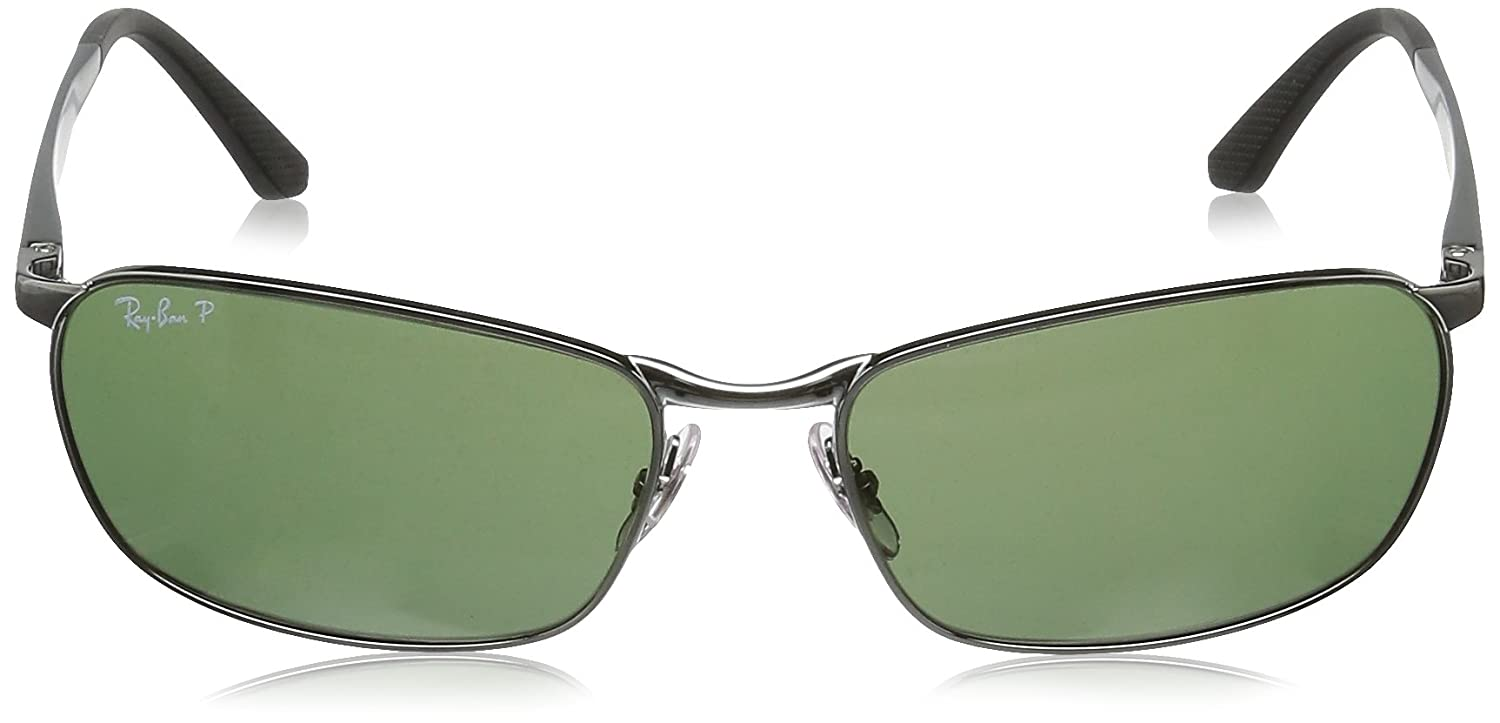 dc7a6a268a Ray-Ban Sonnenbrille (RB 3534)  Rayban  Amazon.co.uk  Clothing