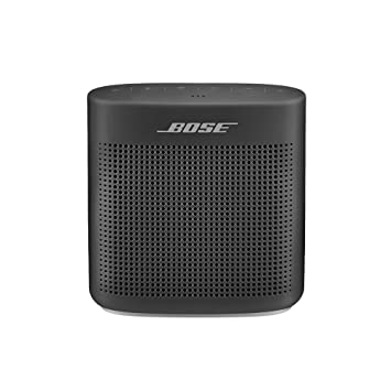 Imagenes De Bose >> Bose Soundlink Color Bluetooth Speaker Ii Black Amazon Co Uk