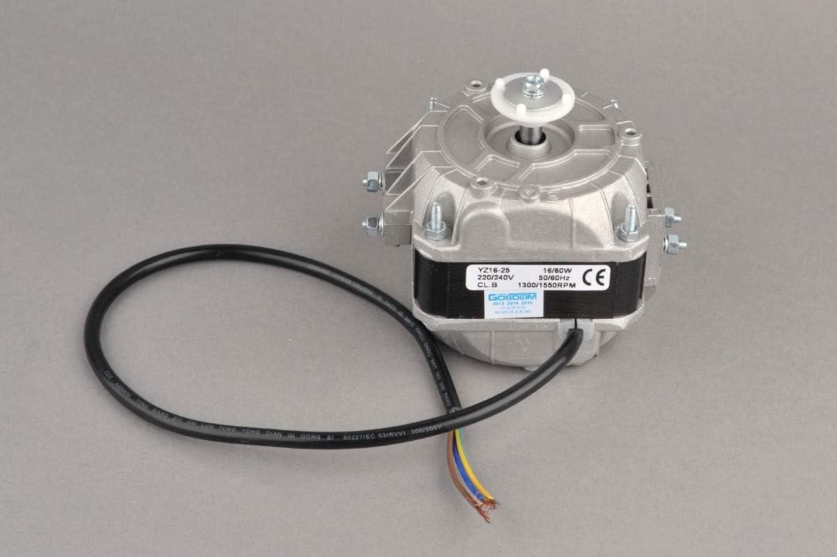 BSD Motor Ventilador para Unidad Exterior Aire Acondicionado - 16W ...