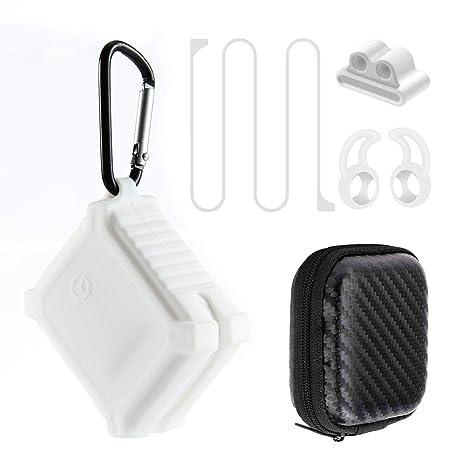 FOONEE Airpods Accessories Set, Airpods Funda Impermeable de ...