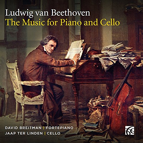Price comparison product image Beethoven: The Music for Piano & Cello