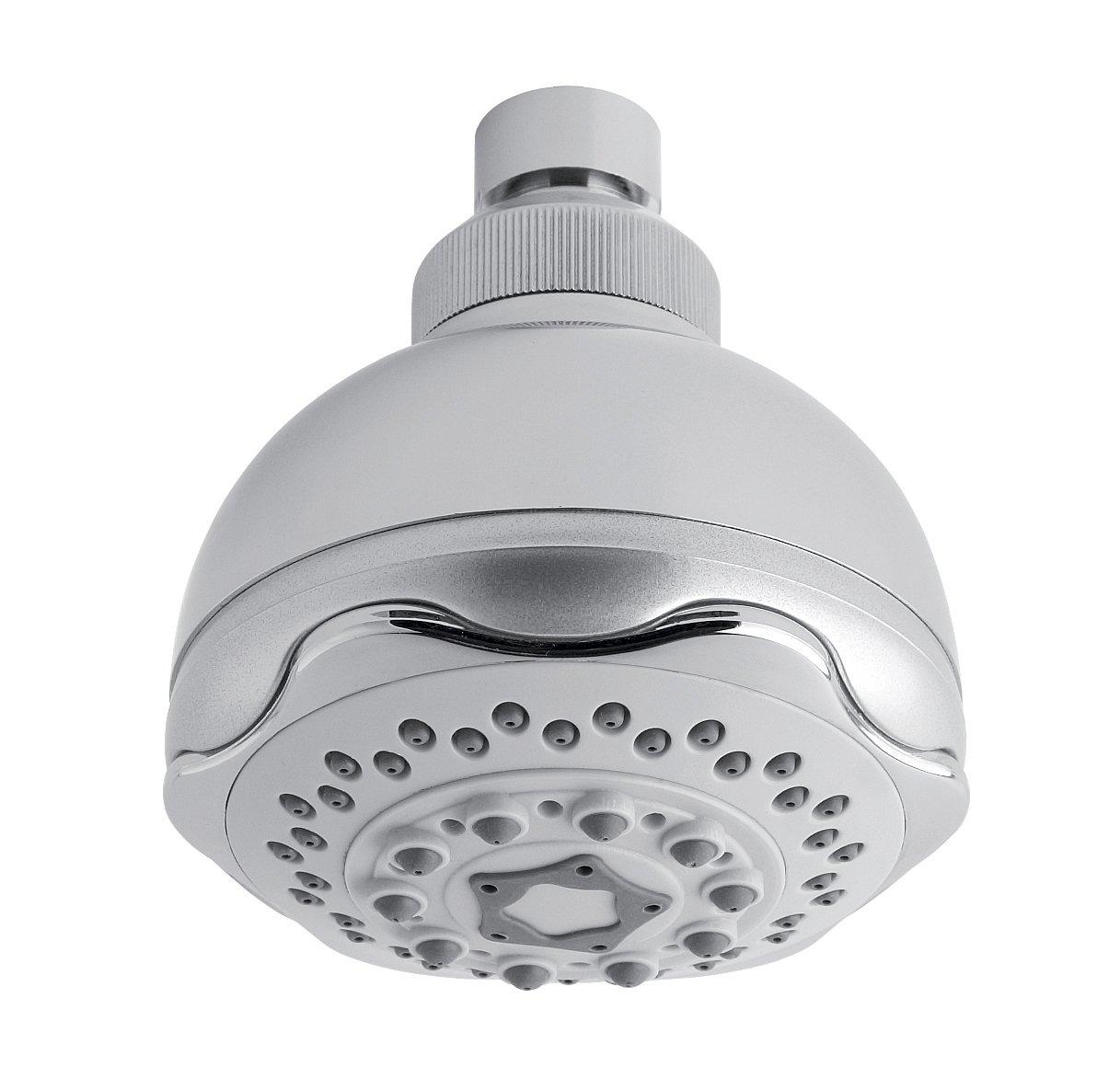 MX Group 5017706250108 Energy 5 Mode Rub Clean Fixed Showerhead ...