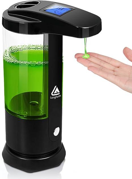 700ml Automatischer Seifenspender Sensor Fluessigseifenspender Infrarot No Touch