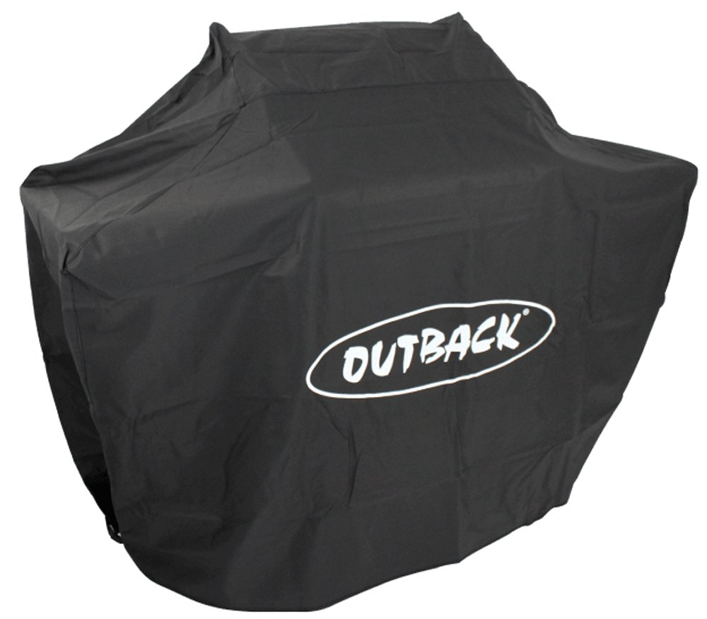 Outback Premium Cover to fit Dual Fuel 2 Gas/Charcoal Barbecue 370640 MS632KMM1517
