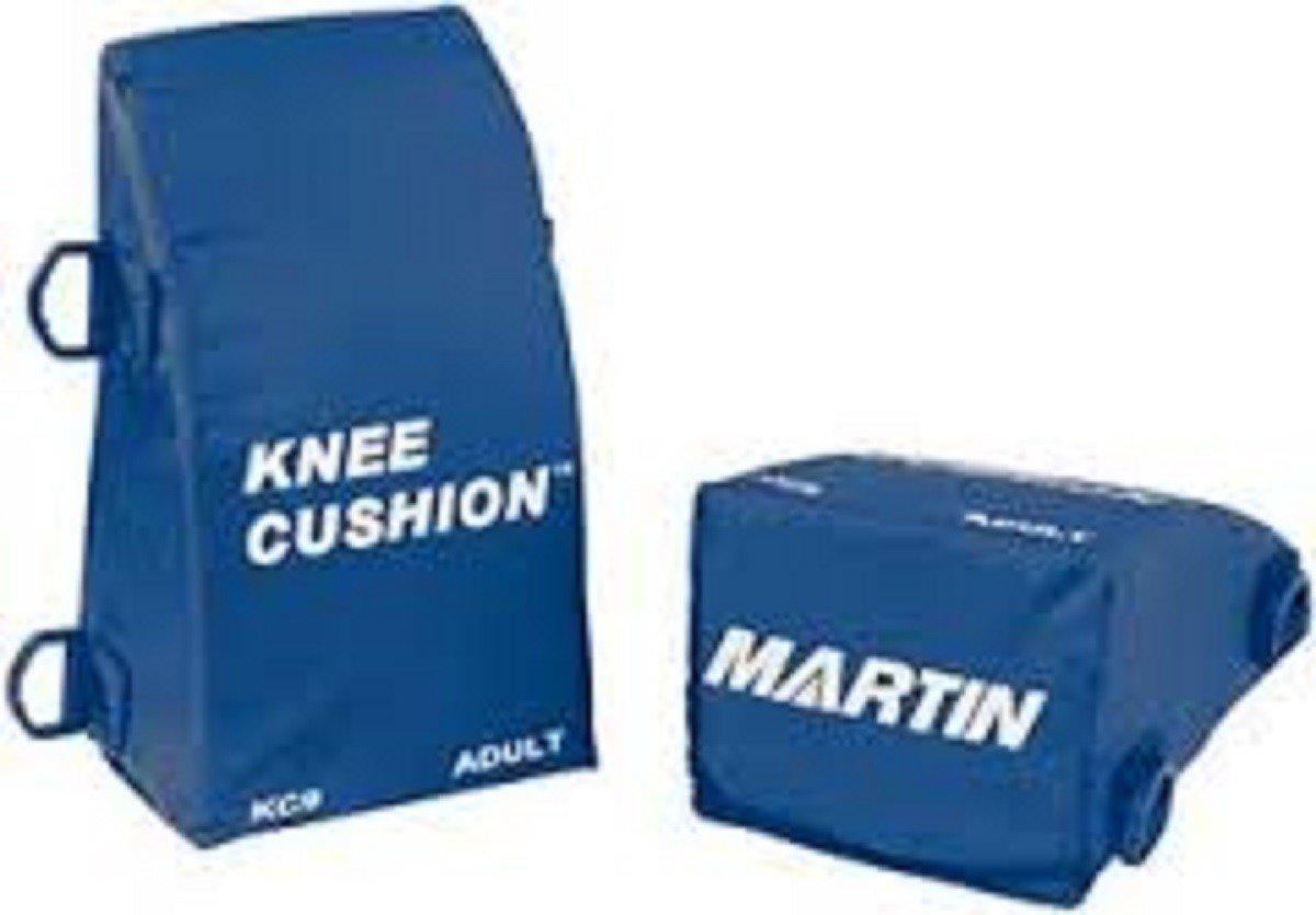 本物品質の 新しいMartin野球ソフトボールCatchers膝セーバーfor 5 ' 6