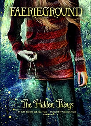 book cover of The Hidden Things