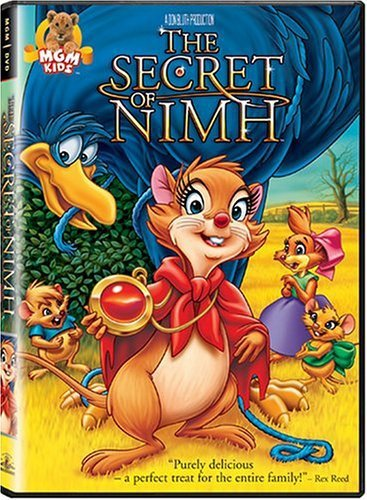 The Secret of NIMH (Full Screen) (Bilingual) Elizabeth Hartman Dom DeLuise Hermione Baddeley Don Bluth