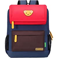 Willikiva Cute Bear Kids School Backpack for Children Elementary School Bags Book Bags