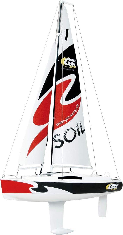 2.4 GHz Soil Sailing boat RTR Graupner 92301