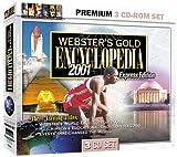 Webster's Gold Encyclopedia 2001 (Jewel Case)