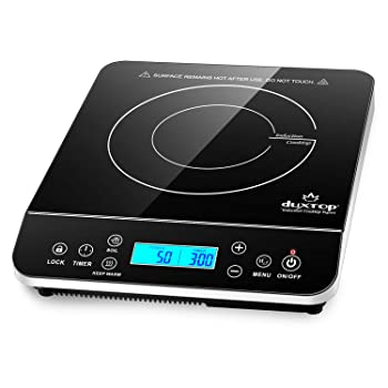 Duxtop 9600LS/BT-200DZ Induction Cooktop Portable Electric Stove