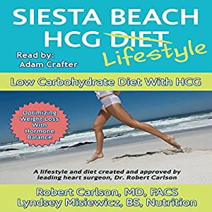 Siesta Beach HCG Lifestyle Audiobook