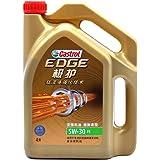 Castrol Edge 嘉实多 极护钛流体强化全合成机油 5W/30 FE 4L (部分地区已开通线下安装及保养服务!仅限亚马逊自营商品)