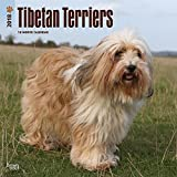 Tibetan Terriers Wall Calendar Dogs 2018 {jg} Best Holiday Gift Ideas - Great for mom, dad, sister, brother, grandparents, grandchildren, grandma, gay, lgbtq.
