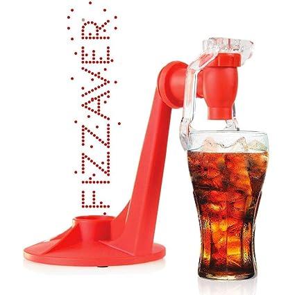 Appetitissime Dispensador de Bebidas, Rojo, 10x10x15 cm