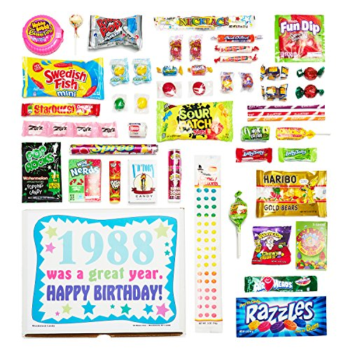 Buy gifts for 30th birthday